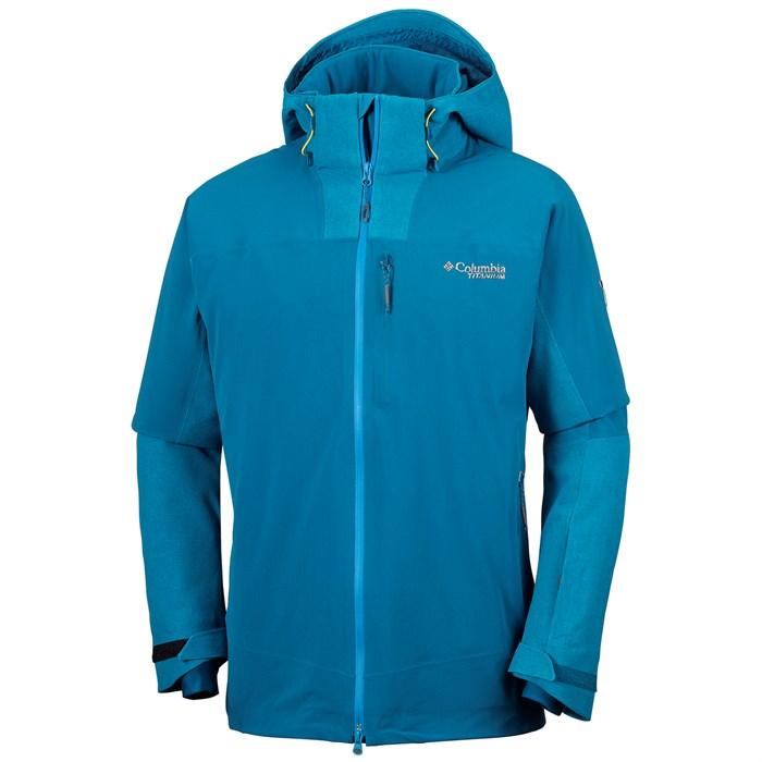 Columbia - Titanium Powder Keg™ Jacket