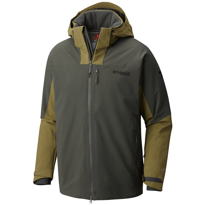 b8a94ff3c917b Columbia - Titanium Powder Keg™ Jacket ...