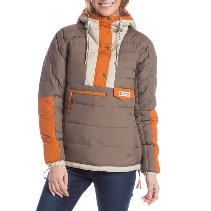 Columbia - Norwester Anorak - Women's