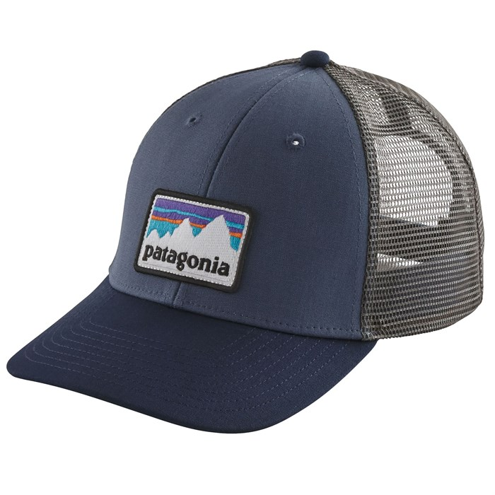 b68477b0187 Patagonia - Shop Sticker Patch LoPro Trucker Hat ...