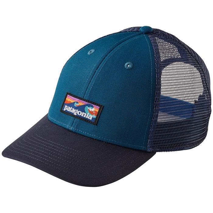 1d75b7679a6cb Patagonia - Board Short Label LoPro Trucker Hat ...