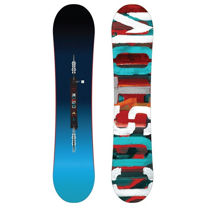 Burton - Custom Smalls Snowboard - Blem - Boys' 2017