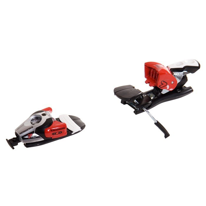 Salomon 710 (80mm Brake) Ski Bindings 2008