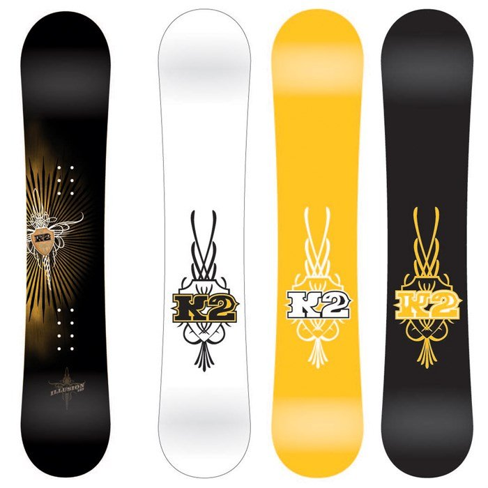 K2 - Illusion Snowboard 2007