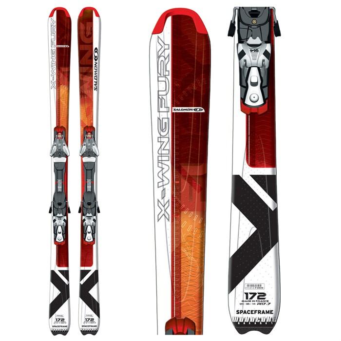 Salomon X Wing 10 (2008) Ski Mag