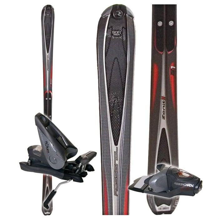 Rossignol Zenith Z1 Skis + Rossignol Axium 100 Bindings