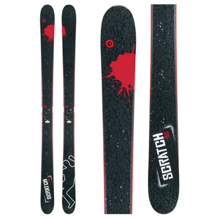 rossignol scratch bc skis 2006 evo outlet. Black Bedroom Furniture Sets. Home Design Ideas