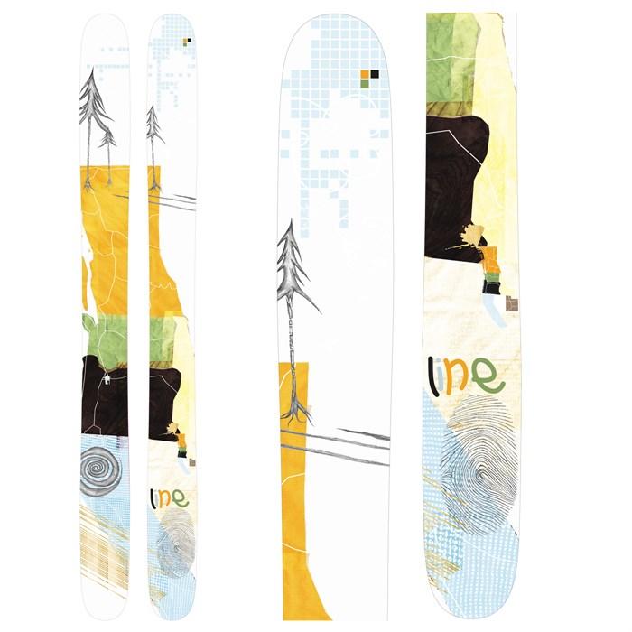 Line Skis - Eric Pollard Pro Model 2008