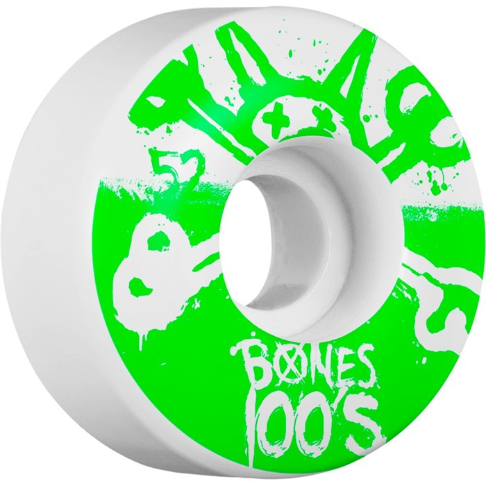 Bones - 100's Skateboard Wheels