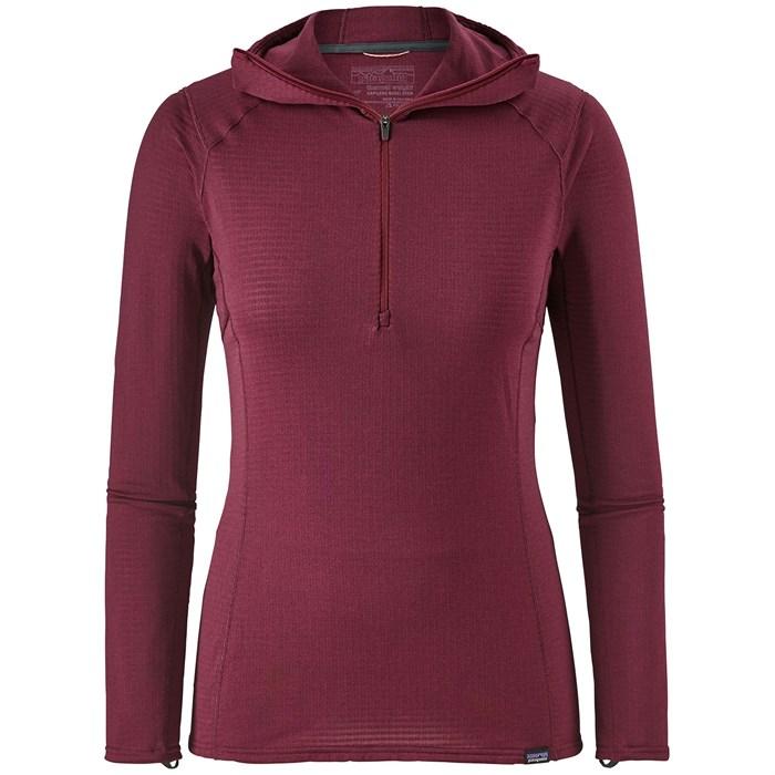 Patagonia - Capilene® Thermal Weight Zip-Neck Hoodie - Women's
