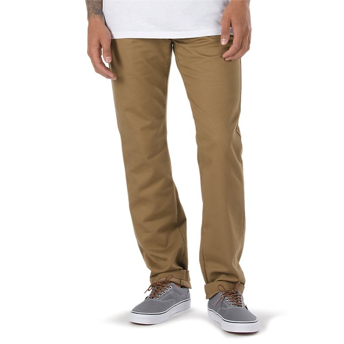 e5392ec636 Vans - Authentic™ Stretch Chino Pants ...