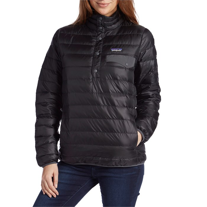 Patagonia - Down Snap-T® Pullover Jacket - Women's