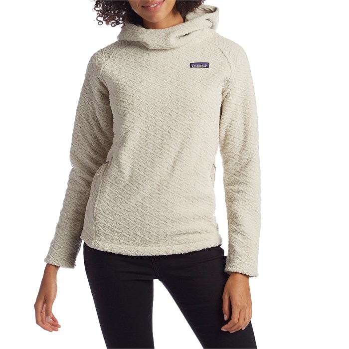 Patagonia Diamond Capra Fleece Hoodie Women S Evo