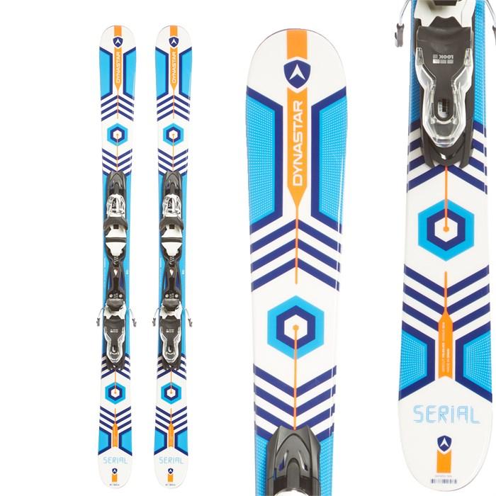Dynastar - Serial Skis + Xpress 10 Bindings 2017 - Used