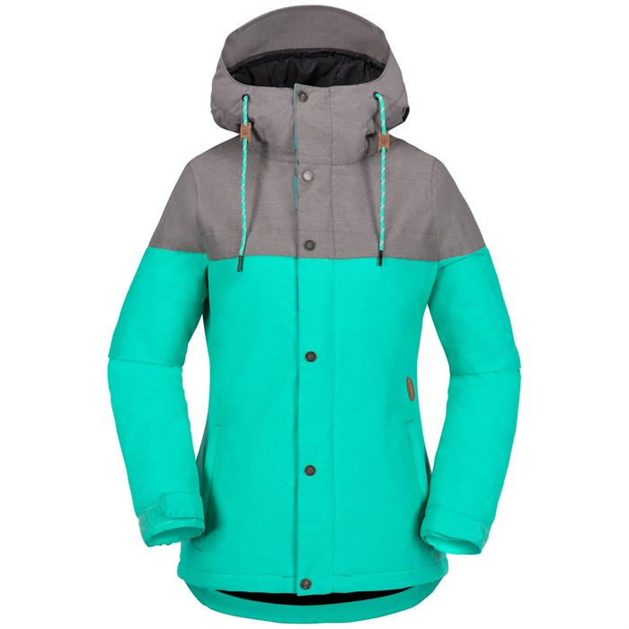 Volcom Bolt Insulated Jacket Women S Evo
