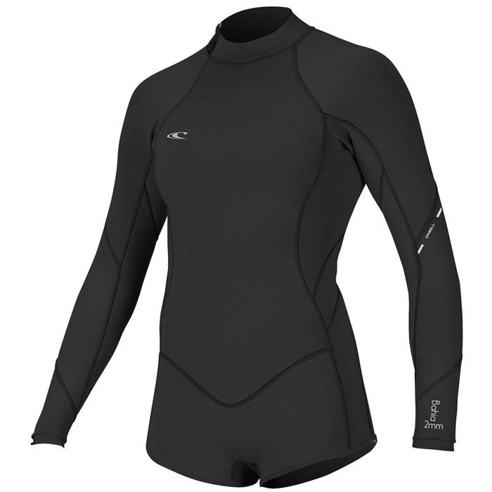 O'Neill - 2/1mm Bahia Long Sleeve Short Spring Wetsuit - Women's