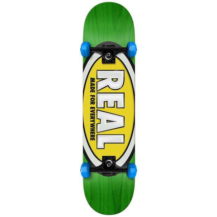 Real - Classic Oval SM 7.5 Skateboard Complete