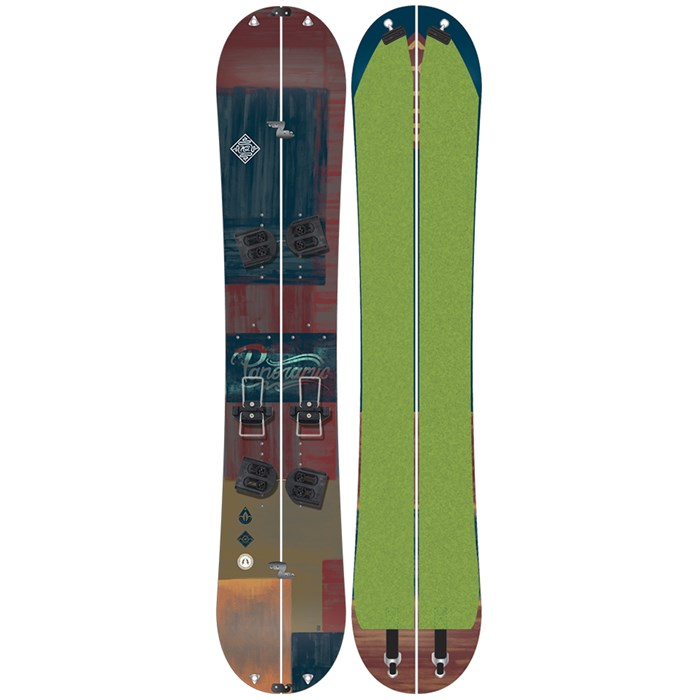 K2 - Panoramic Splitboard Package 2017
