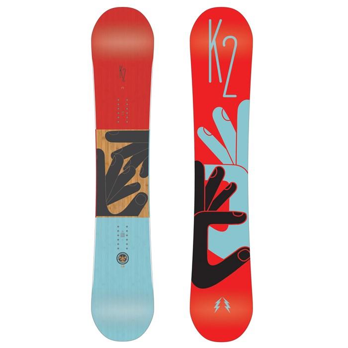 K2 - Fastplant Snowboard 2017
