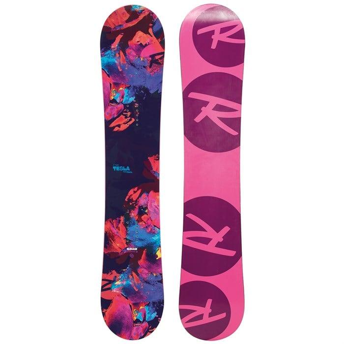 Rossignol - Tesla Amptek Snowboard - Women's 2017