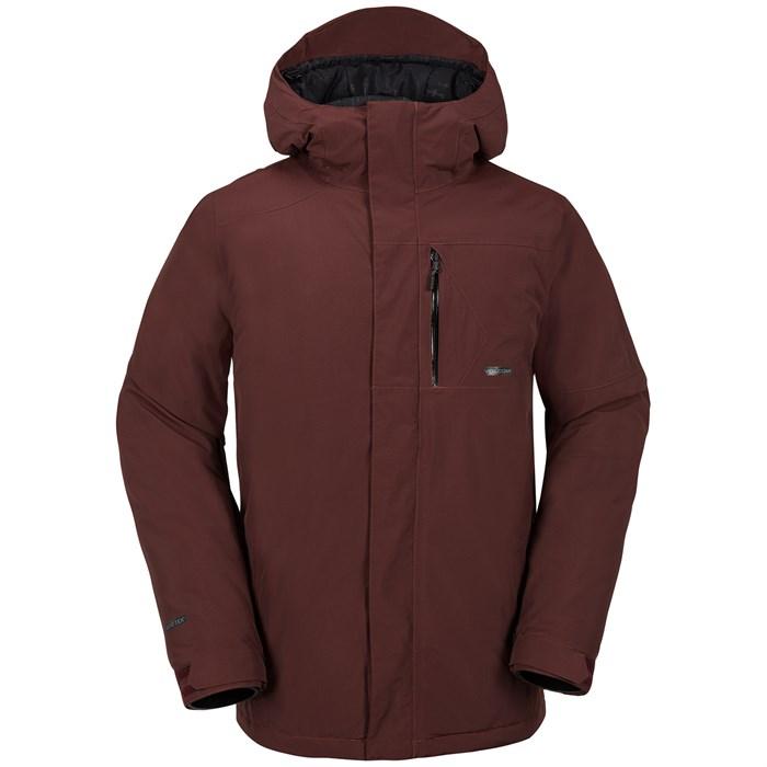 Volcom L Insulated Gore Tex 174 Jacket Evo
