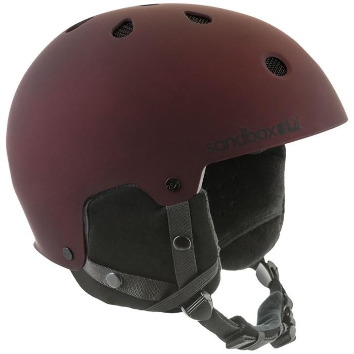 Sandbox - Legend Snow Apex Helmet