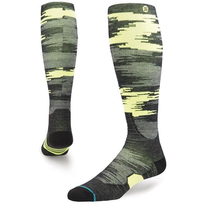 Stance - Black Cinder Snowboard Socks