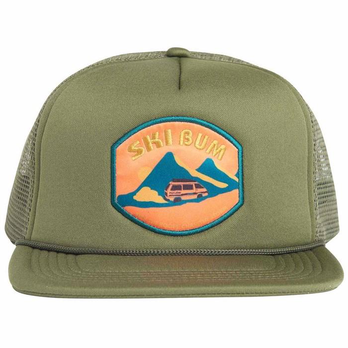 66523ffd9e7f9 Flylow - Ski Bum Trucker Hat ...