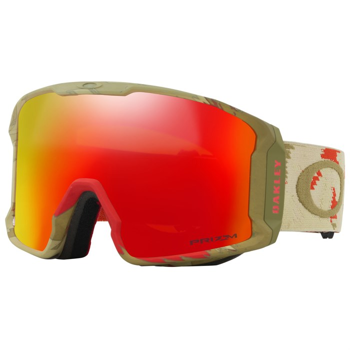 Oakley - Sammy Carlson Line Miner Asian Fit Goggles