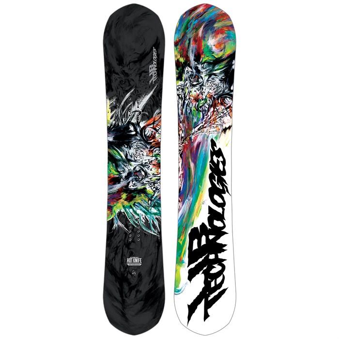 Lib Tech - Hot Knife C3BTX Snowboard 2017