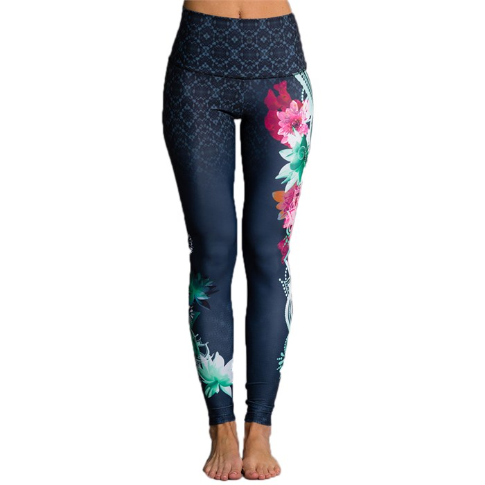 Onzie - High Rise Graphic Legging - Women's