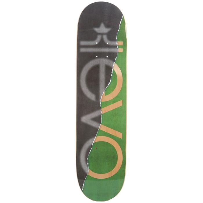 evo - Split Logo 8.0 Skateboard Deck