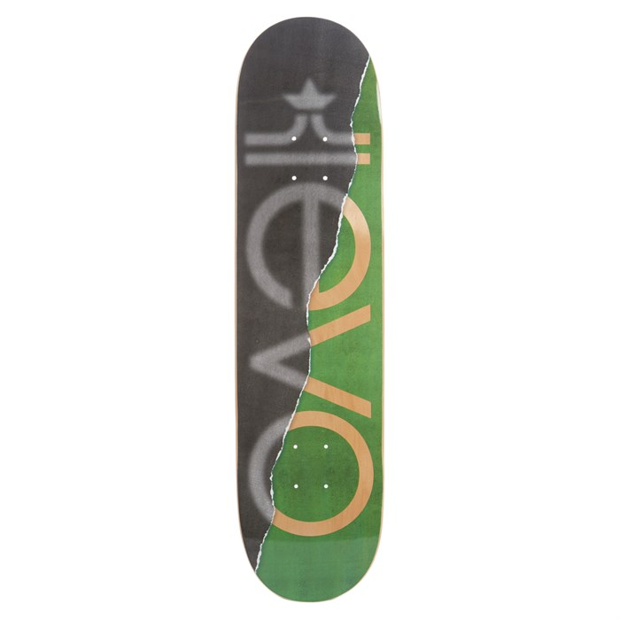 evo - Split Logo 8.25 Skateboard Deck