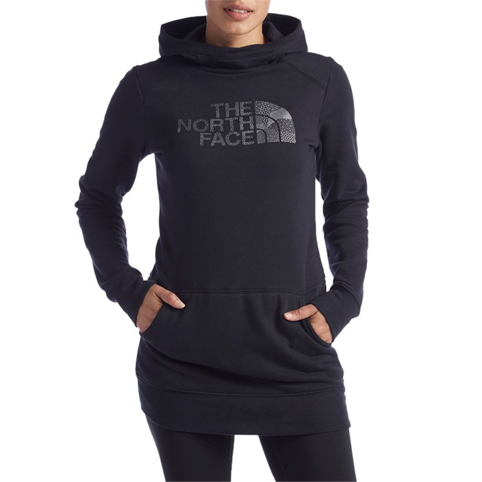 The North Face Half Dome Extra Long Hoodie Women's