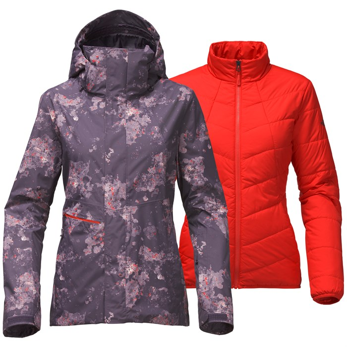 The Face North Women's Garner Jacket Triclimate® 0wm8Nn