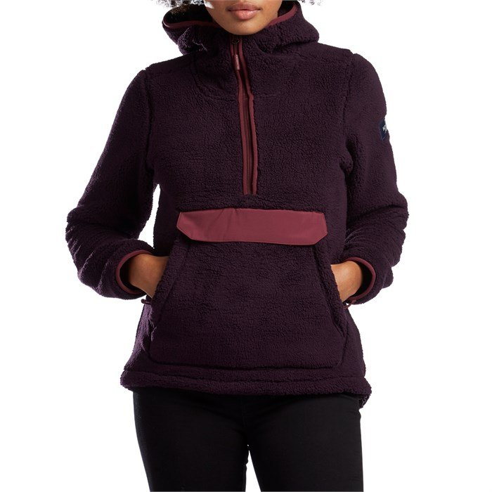 38c59919ebe The North Face - Campshire Pullover Hoodie - Women s ...