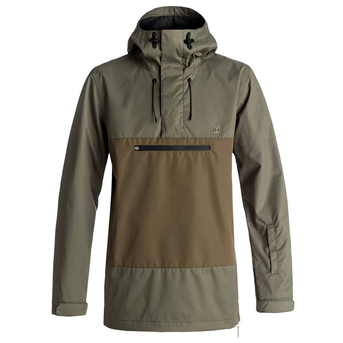 DC - Rampart Anorak Jacket
