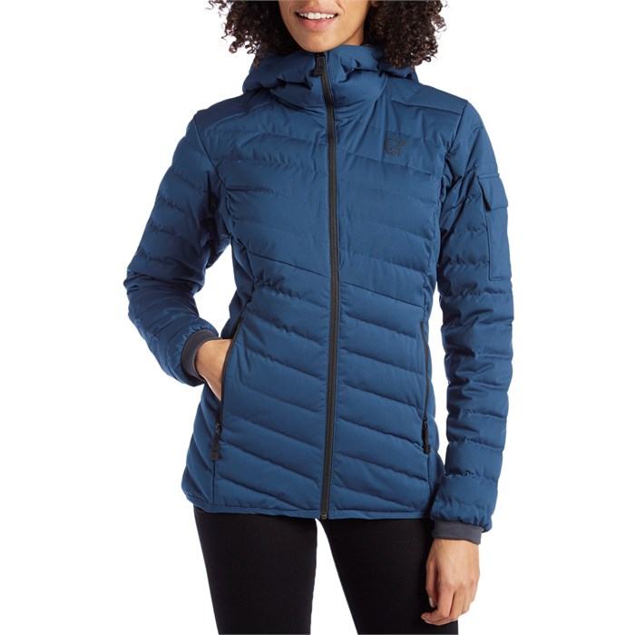 Norrona - Tamok Light Weight down750 Jacket - Women's