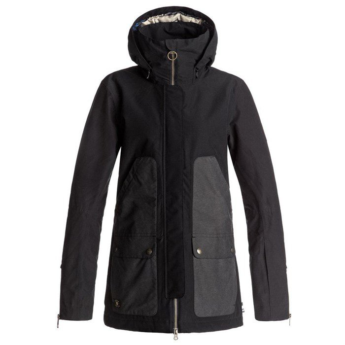 DC - Panoramic Jacket - Women's