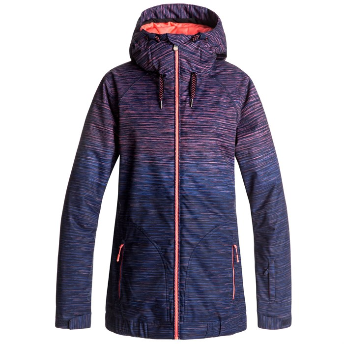 Roxy - Valley Hoodie Jacket - Women's