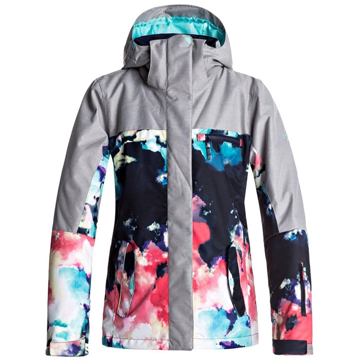 Roxy - Jetty Block Jacket - Women's