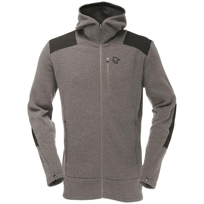 Norrona - Tamok Warm/Wool2 Zip Hoodie