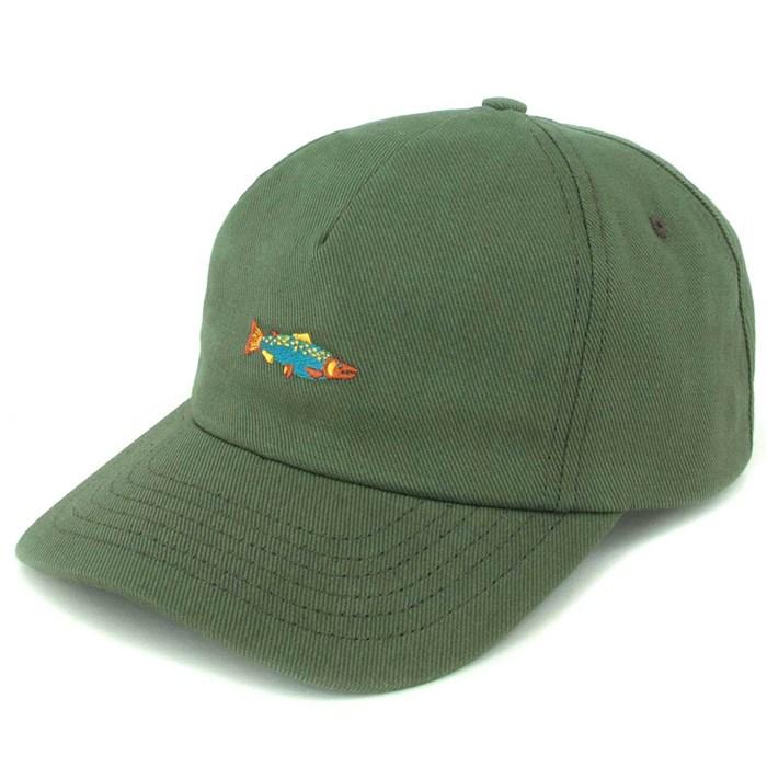 Mollusk - Hot Salmon Polo Hat