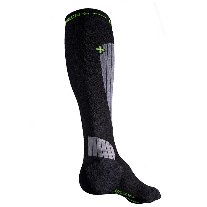 Dissent - Snow GFX Compression DL-Wool Socks