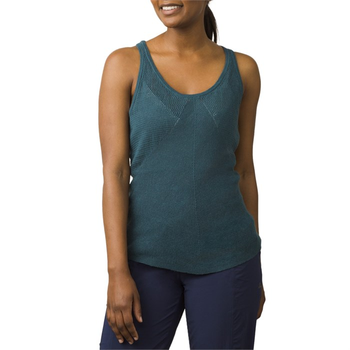 Prana - Devi Sweater Tank Top - Women's