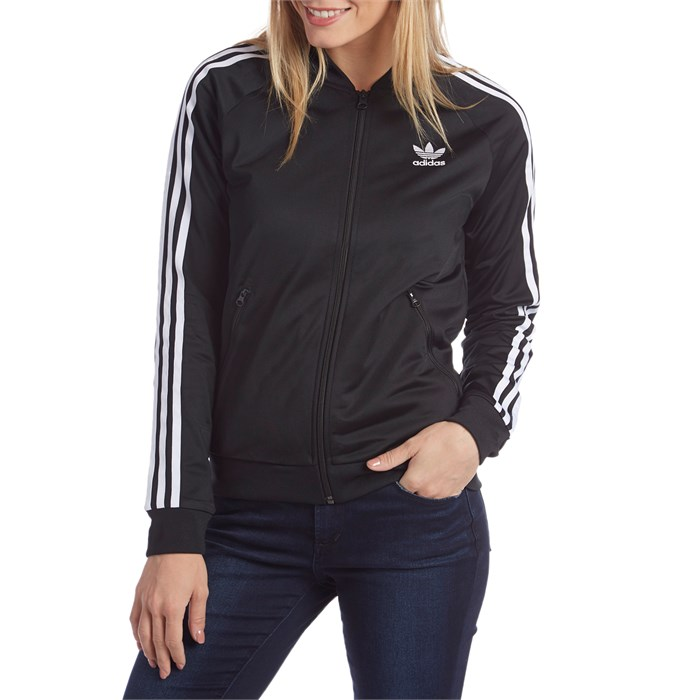 cd97622de70214 Adidas - Originals Superstar Track Top - Women s ...