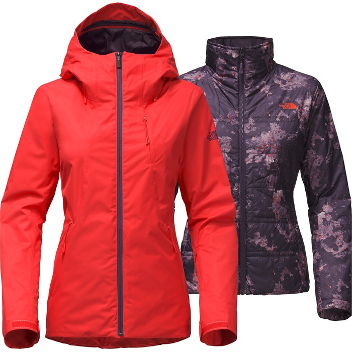 570a941c335d The North Face - Clementine Triclimate Jacket - Women s ...