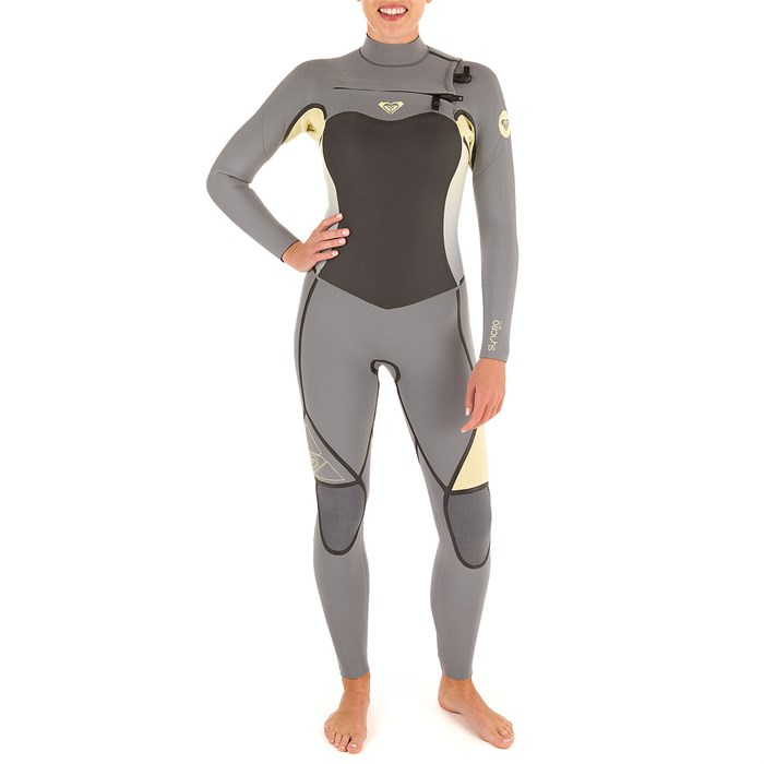 724e5d7dc9 Roxy 4/3 Syncro Plus Chest Zip Wetsuit - Women's | evo