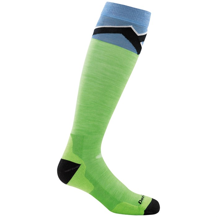 Darn Tough - Mountain Top Over-the-Calf Cushion Socks - Big Kids'