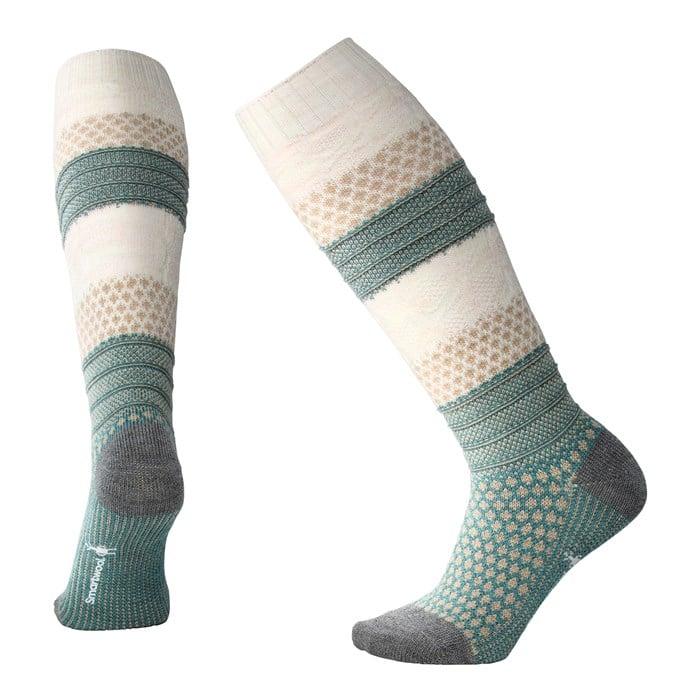 11248b541fece Smartwool - Popcorn Cable Knee High Socks - Women's ...